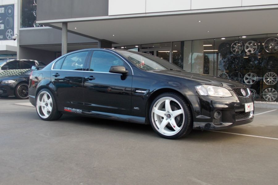 Heritage Volkswagen Subaru >> HOLDEN VE COMMODORE with LENSO D1R