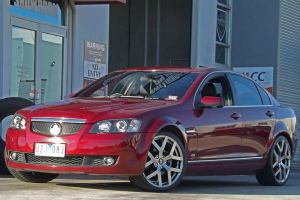 G8 HYPER BLACK  | HOLDEN