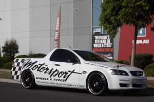 Madina spirt on VE commodore  |  | HOLDEN
