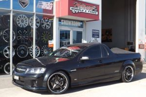 HOLDEN UTE WITH VERITINI DRIFT |  | HOLDEN