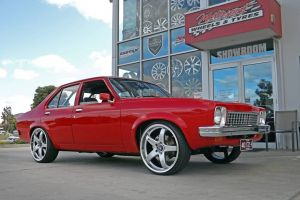 LENSO D1R ON TORANA  |  | HOLDEN