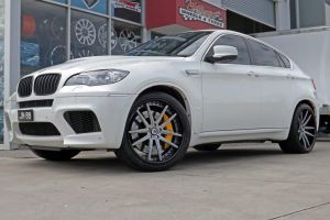 ASHANTI WHEELS ON BMW X6  |  | BMW