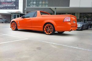 VE UTE WITH G8 WHEELS  | HOLDEN