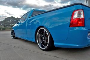 FORD FG UTE with LENSO D1R  |  | FORD