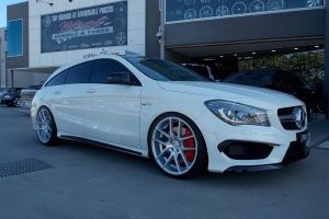 MERCEDES with 20 INCH  |  | MERCEDES