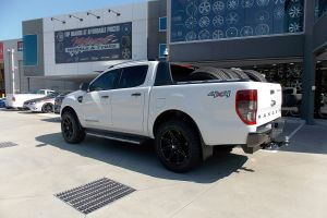 FORD RANGER with BLADE SERIES V |  | FORD