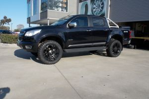 HOLDEN COLORADO with ADVANTI  |  | HOLDEN