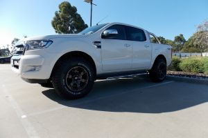 FORD RANGER with FUEL BEAST |  | FORD