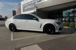 HOLDEN VF COMMODORE with G8 F SERIES |  | HOLDEN
