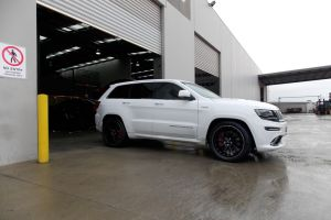 JEEP GRAND CHEROKEE with TI+33  |  | JEEP