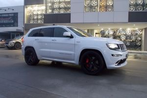 JEEP CHEROKEE SRT8 with XO MIAMI |  | JEEP