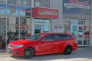HOLDEN WITH G8 BLACK  | HOLDEN