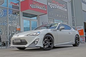 TOYOTA 86 WITH HR 556 |  | TOYOTA