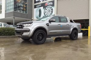 FORD RANGER with FUEL TROPHY WHEELS IN 20 inch |  | FORD