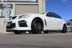 HSV VF with STANCE SF03 20X10 wheels |  | HOLDEN