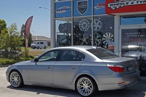 BMW 5 SERIES WITH VERTINI  MAGIC  |  | BMW