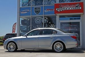 BMW 5 SERIES WITH VERTINI  |  | BMW
