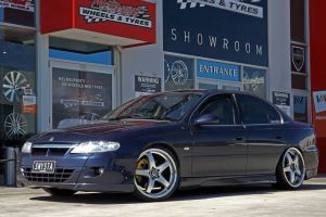 HOLDEN WITH R1  | HOLDEN