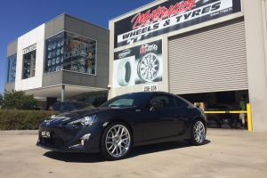 TOYOTA 86 19 INCH WHEELS K LACE |  | TOYOTA