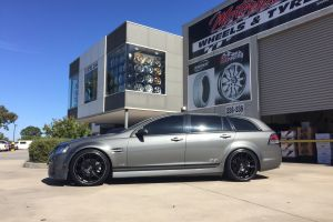 HOLDEN COMMODORE WAGON with 20 |  | HOLDEN