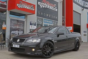 HOLDEN VE UTE FITTED WITH ZITO ZF01 WHEELS  |  | HOLDEN