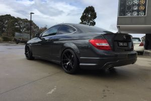 MERCEDES C CLASS - AVANT GARDE M580 19 INCH WHEELS |  | MERCEDES