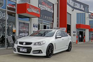 HOLDEN VF WITH G8 F-SERIES  | HOLDEN