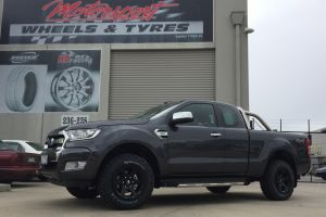FUEL RIPPER 17 INCH on Ford Ranger | FORD