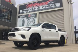 FUEL RECOIL 20X9 - TOYOTA HILUX  |  | TOYOTA