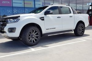 FORD RANGER WITH 20 INCH FUEL CONTRA WHEELS |  | FORD