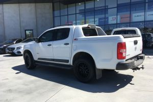 HOLDEN COLORADO WITH 20X9 KMC GRENADE WHEELS |  | HOLDEN