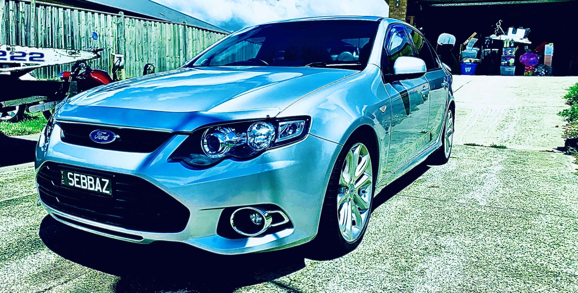 Ford Fg xr6t luxury pack