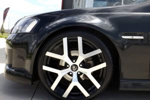 G8 series II MACHINED  |  | HOLDEN