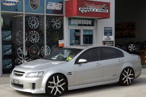 HOLDEN WITH G8 SERIES II MACHINED  |  | HOLDEN