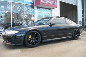 NISSAN S15 with HR 556 |  | NISSAN