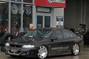GMAX HERITAGE WHEEL  |  | HOLDEN