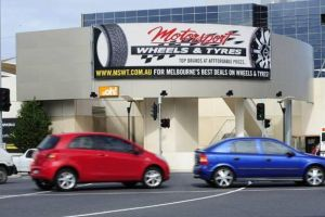 MSWT BILLBOARD AT CHADSTONE  |  | BILLBOARD