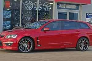 HUSSLERS 20INCH WHEELS ON HOLDEN  |  | HOLDEN