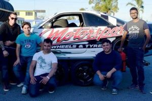 MOTORSPORT DRIFT CAR  |  | RACE CAR
