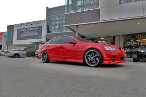 HOLDEN VE WITH VERTINI DRIFT  |  | HOLDEN