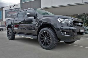FORD RANGER WITH KMC HEIST |  | FORD