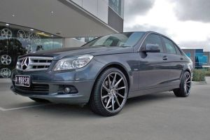 MERCEDES C CLASS with HUSSLA 1 WAY |  | MERCEDES