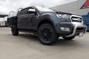FORD RANGER WITH CSA RAPTOR      FORD