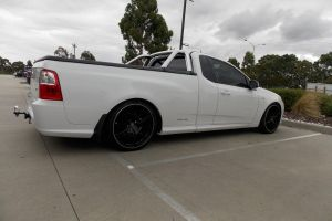 FORD FALCON BF UTE with HR-762 |  | FORD