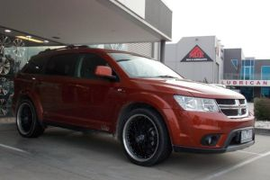 DODGE JOURNEY with MADINA SP2  |  | DODGE