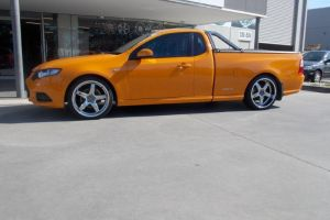 FORD FG XR UTE with LENSO D1R | FORD