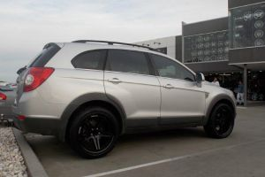 HOLDEN CAPTIVA with VERTINI MONACO |  | HOLDEN