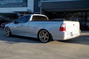 FORD UTE WITH VERTINI DRIFT |  | FORD