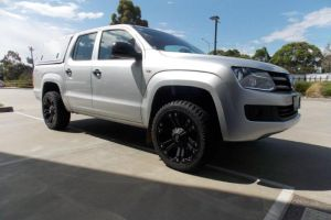 VW AMAROK with KMC MONSTER |  | VOLKSWAGEN