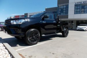 TOYOTA HILUX with KING ROK |  | TOYOTA